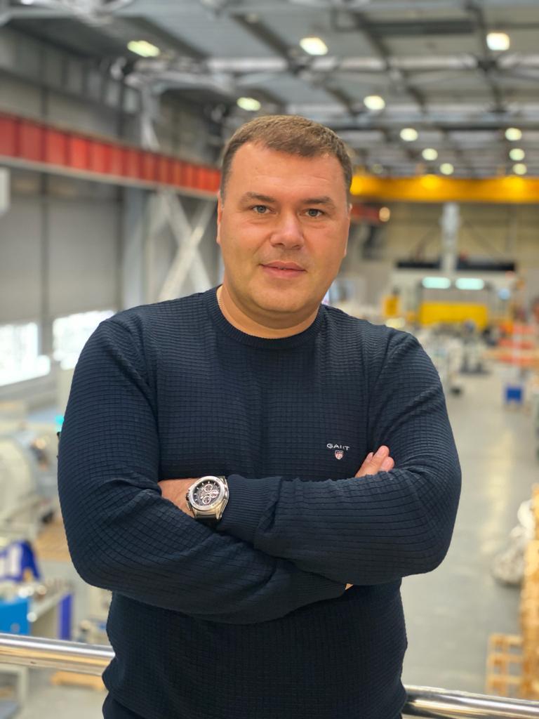 Павлов <br>Сергей Викторович