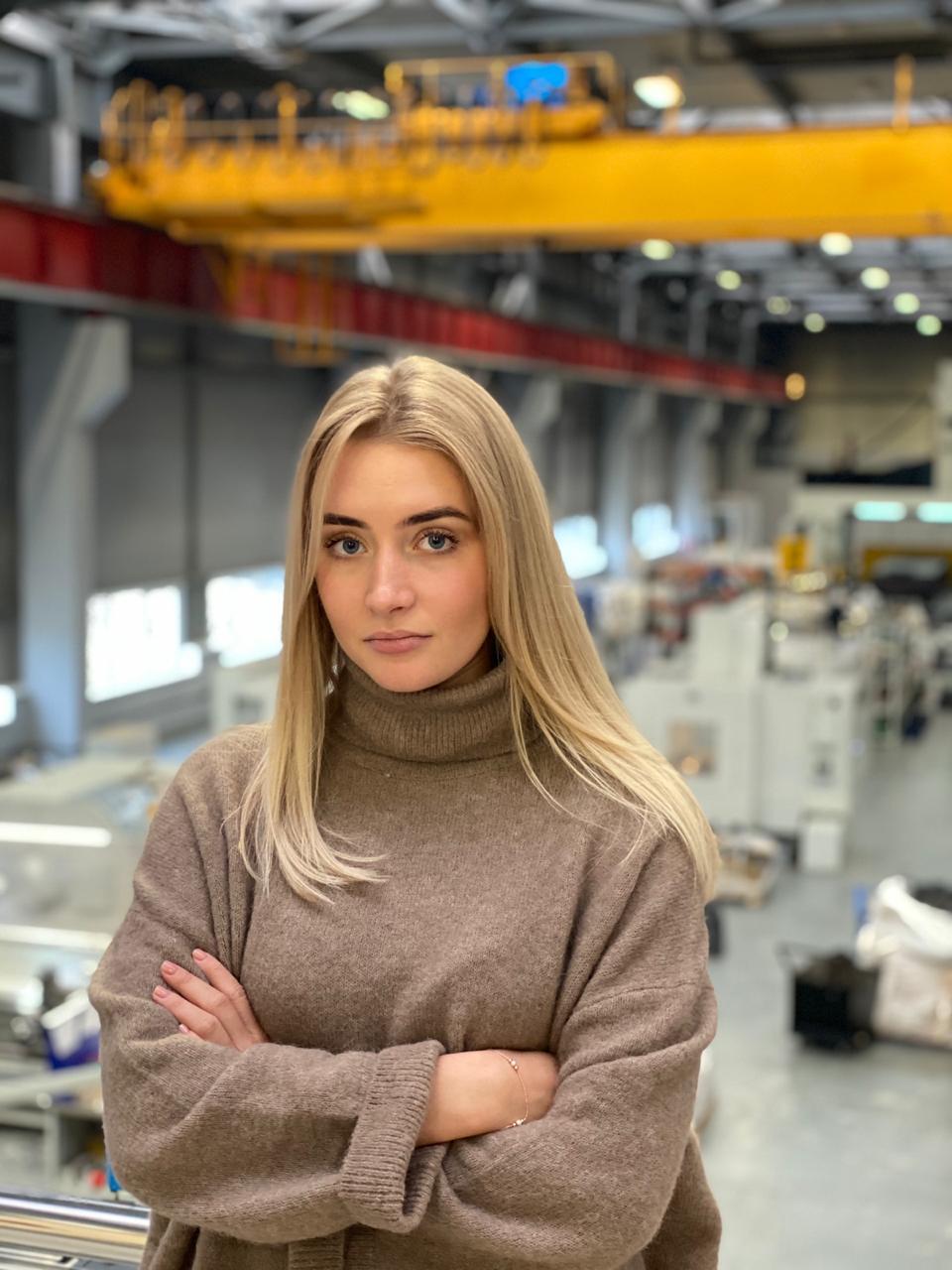 Павлова <br>Александра Сергеевна